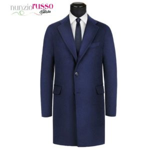 Cappotto Art:LP 5 colori 2 bottoni monopetto
