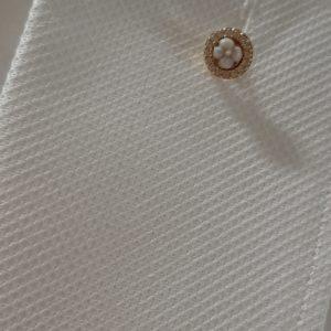 BOTTONE gemello polso camicia -014